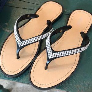 Ardene Shoes - Bling Flip Flops 👡